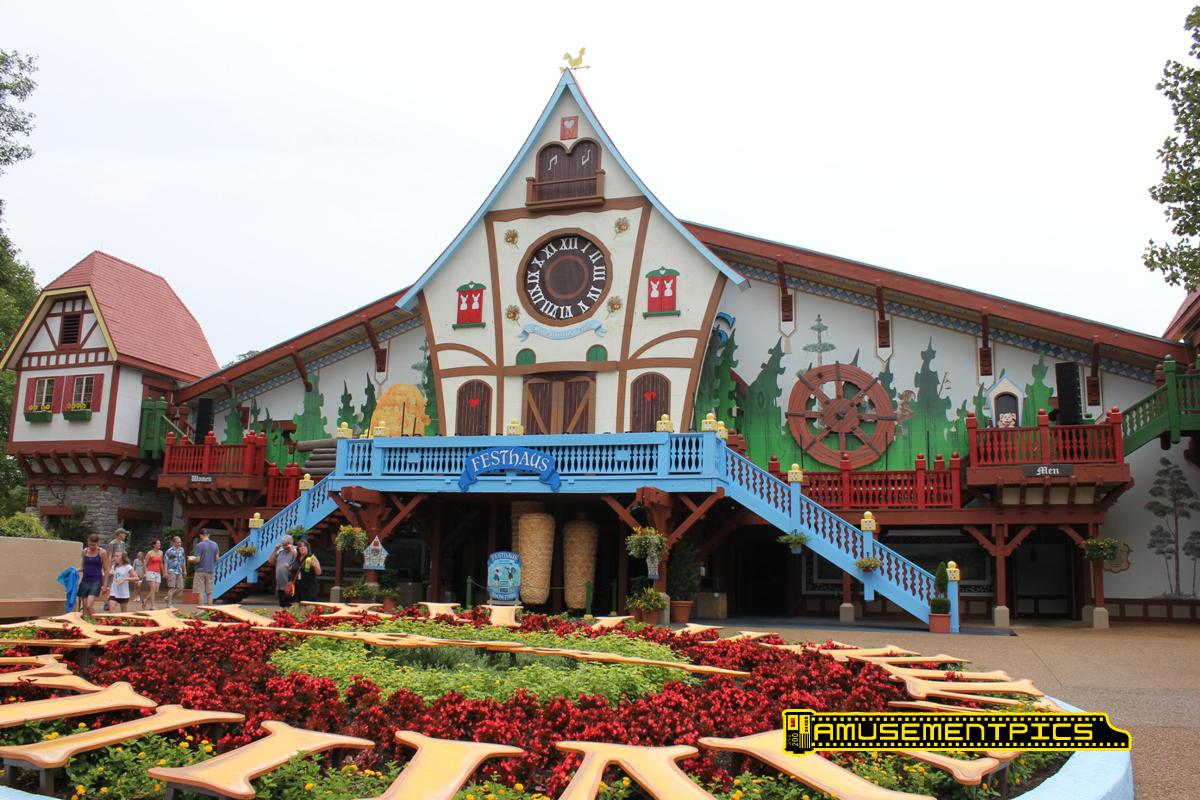 Busch Gardens Europe Illuminights
