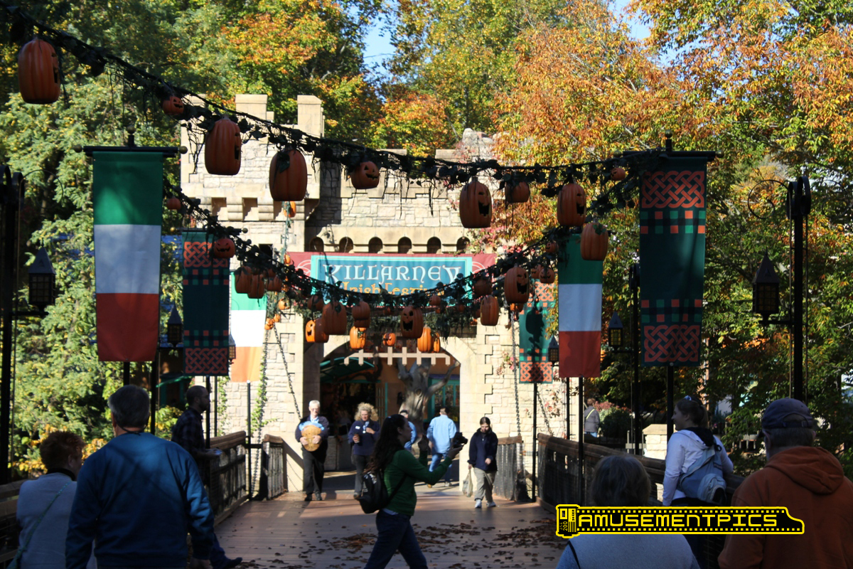 Busch Gardens Williamsburg Howl O Scream 2010