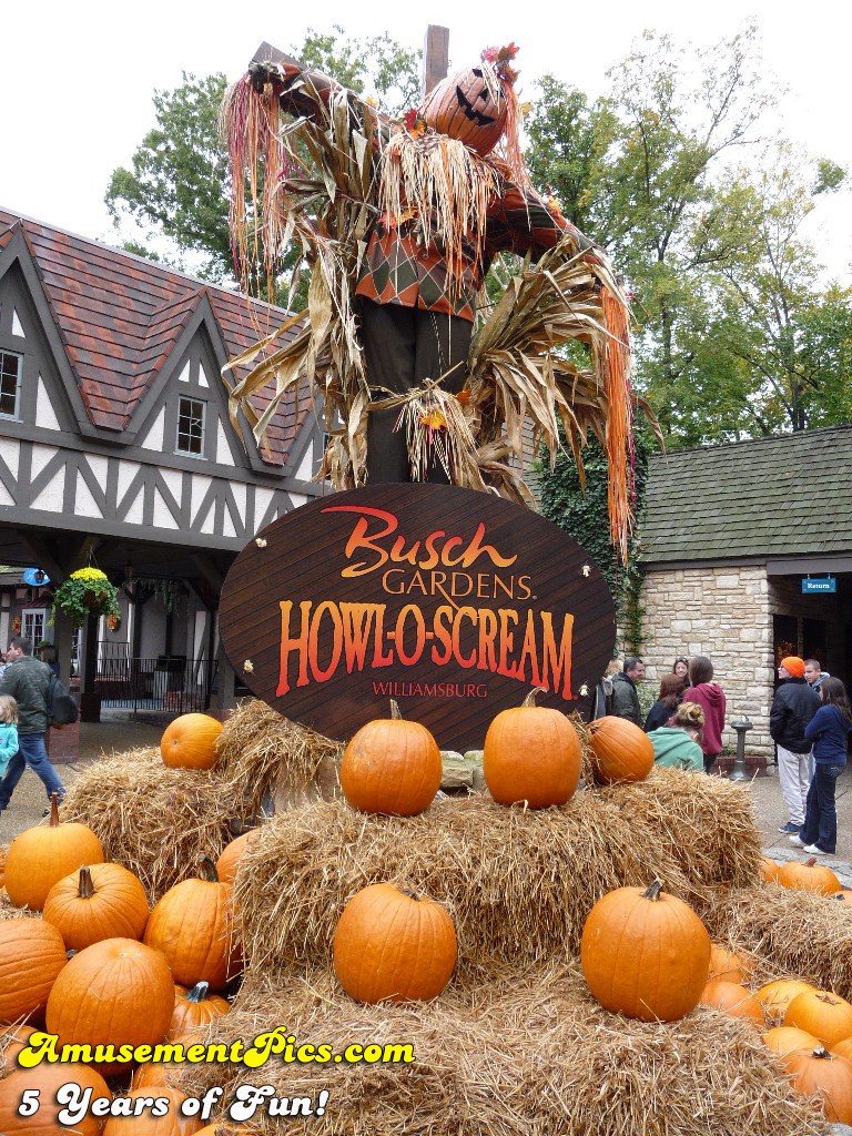 Busch Gardens Williamsburg Howl-O-Scream 2009 - Trip Reports - Great ...