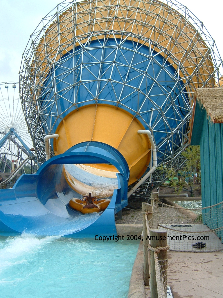 Six Flags New England Hurricane Harbor Waterpark