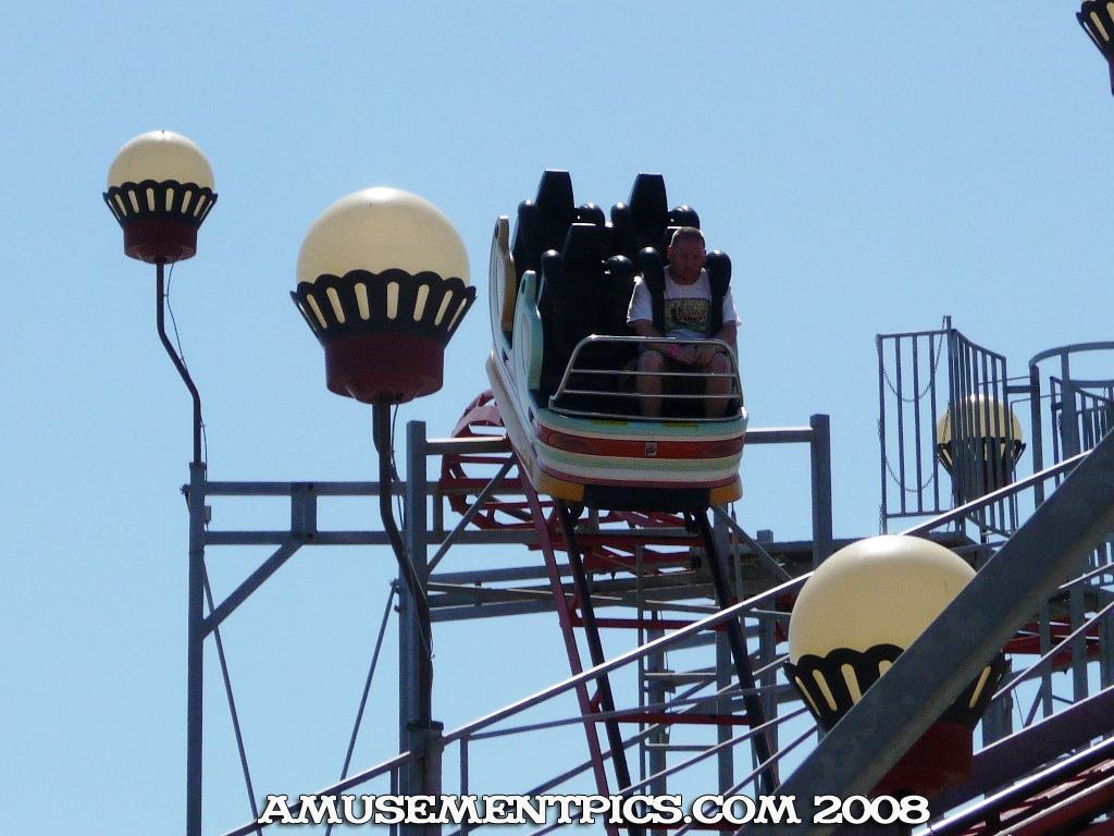 Morey S Piers And Wildwood Boardwalk Daytime